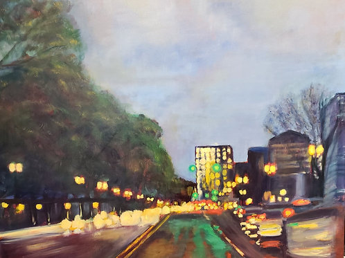 City Golden Hour