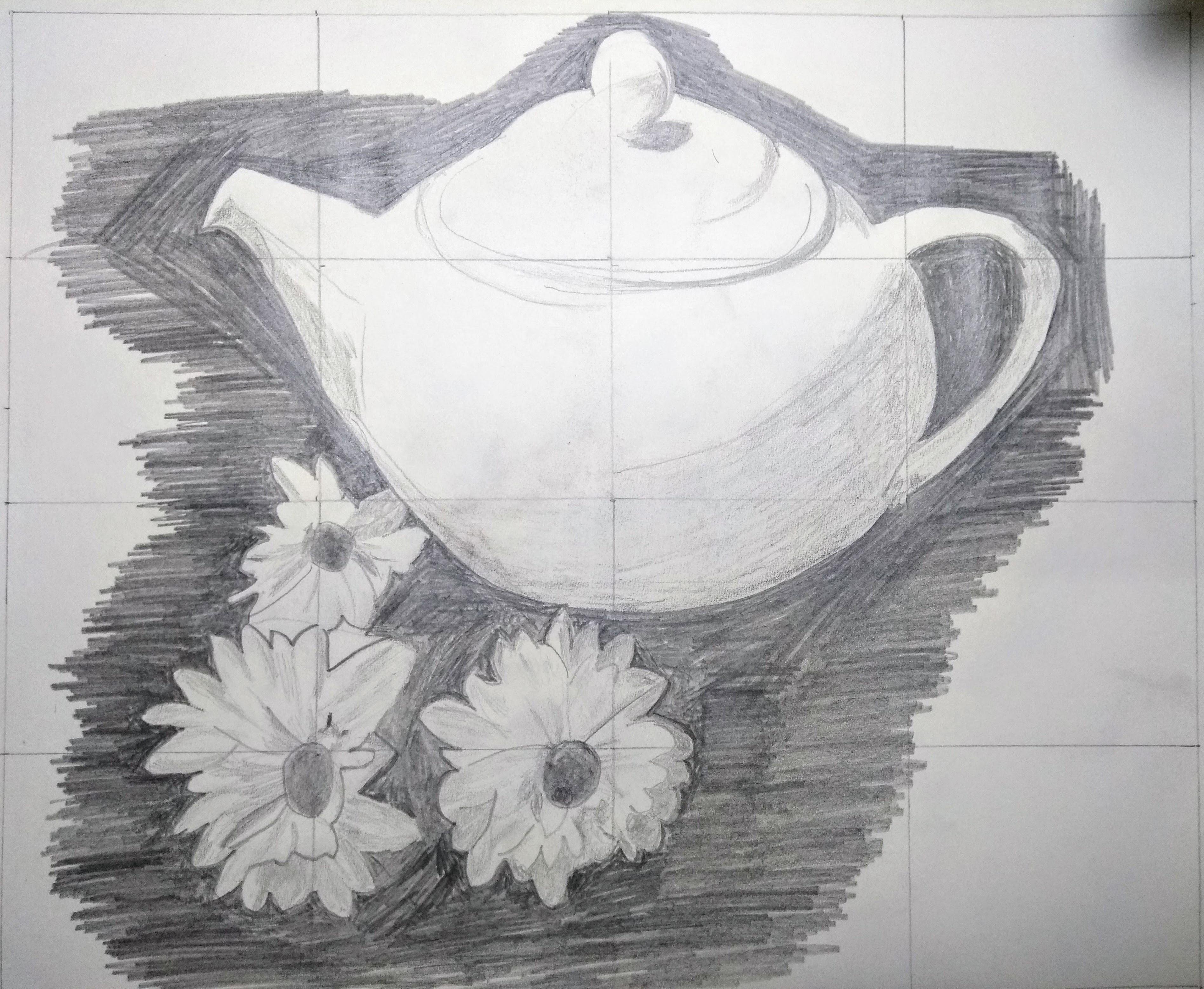 Saturday - Beginning Drawing