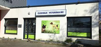 La clinique vétérinaire de Ploeren plateau technique