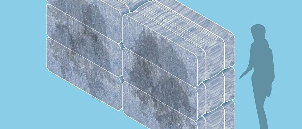Straw Bale Wall System