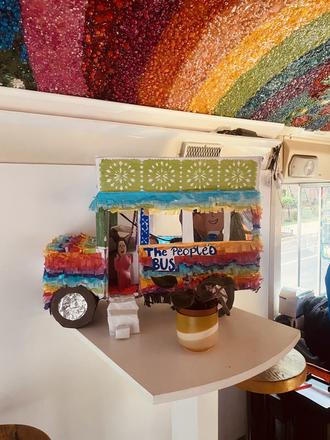 People's Bus Interior