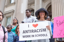 I love antiracism work in schools