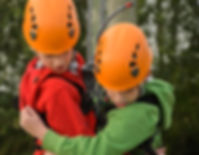 High Ropes Crates Challenge
