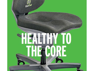 """Finally... a chair that is """"good to the CORE"""""""