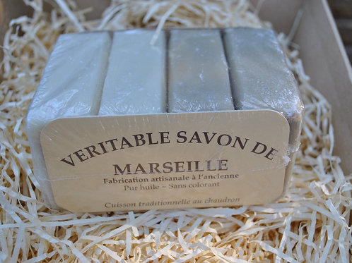 Marseille Soap 100g  - Fragrance Free