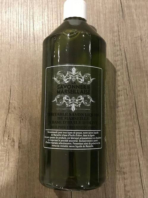 Olive Oil Liquid Marseille Soap - 1L