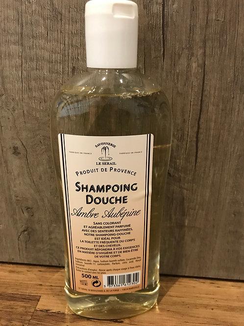 Shampoo & Shower -Ambre Aubepine