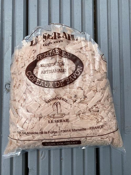Cotton Flower  Soap Flakes - 1kg