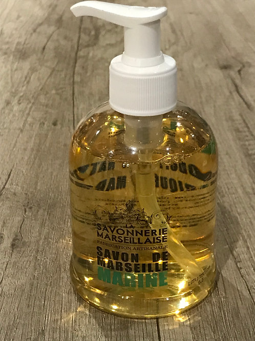 Liquid Marseille Soap - Marine