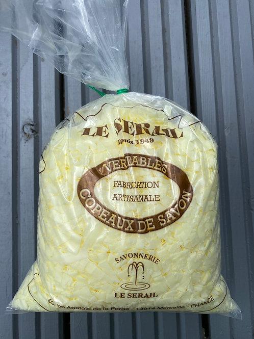 Lemon Soap Flakes - 1kg