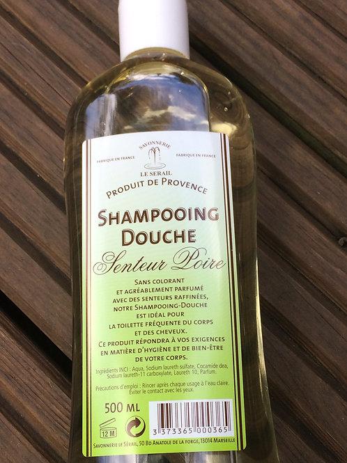 Shampoo & Shower Gel - 500ML Pear