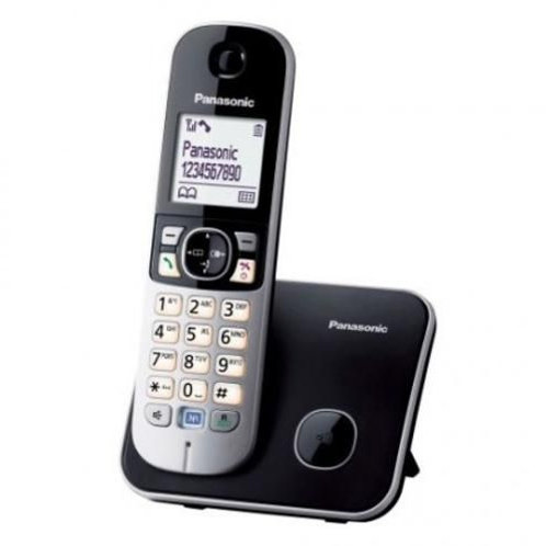Panasonic KX-TG 6811 Cordless Phone, Single Handset