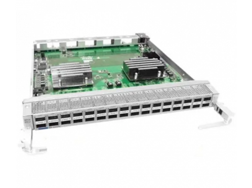 CISCO N9K-X9432PQ NEXUS 9500 SERIES 32-PORT 40 GIGABIT QSFP+ SWITCH LINE CARD