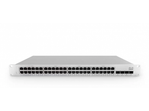CISCO MERAKI CLOUD MANAGED MS120-48FP-HW - SWITCH - 48 PORTS