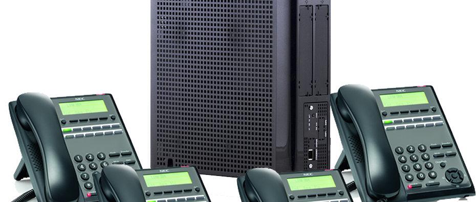 NEC SL2100 Smart Communications System