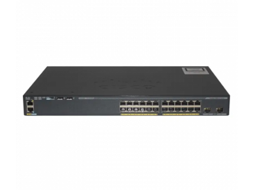 CISCO CATALYST 2960-X 24 GIGE, 2 X 10G SFP+, LAN B