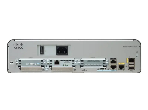 CISCO 1941W/2 GE2EHWIC SLOTS 256MB
