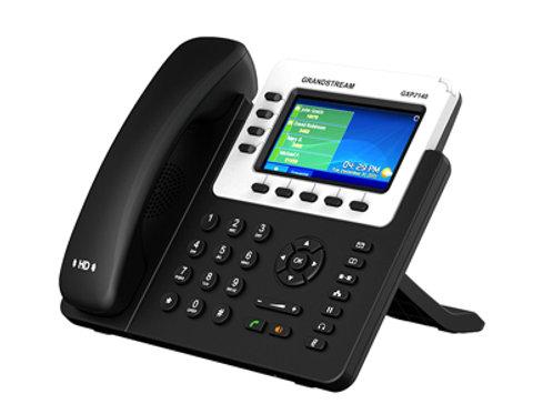 GRAND STREAM  هاتف شبكي  بشاشة ملونة