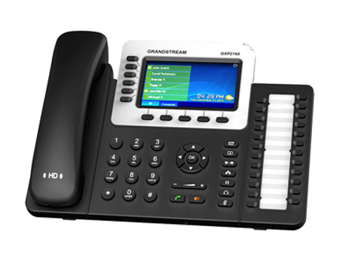 هاتف شبكي بشاشة ملونة  GRAD STREAM