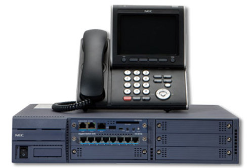 NEC SV8100 Videos Phon system