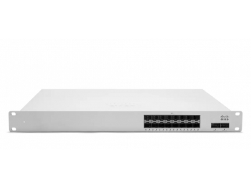 CISCO MS425-16-HW CLOUD-MANAGED AGGREGATION SWITCHING FOR THE CAMPUS - 16 PORTS