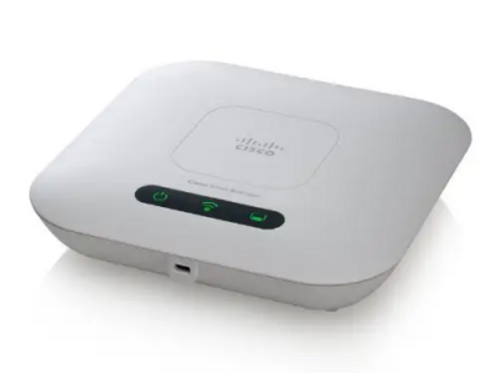 CISCO WAP121 WIRELESS-N ACCESS POINT WITH SINGLE POINT