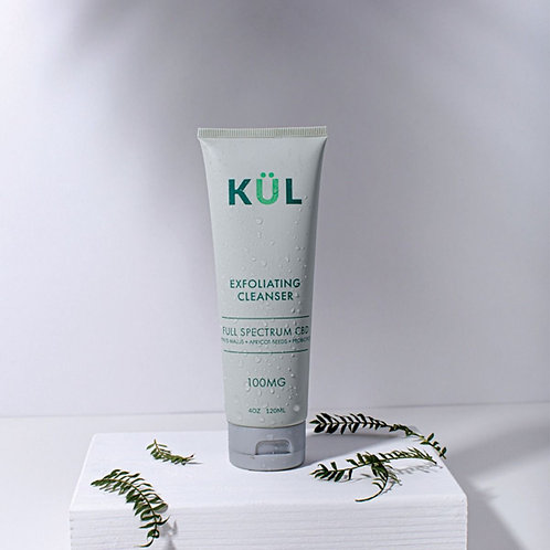 Kul - Exfoliating Cleanser
