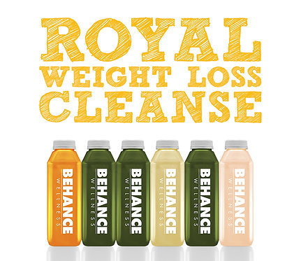 Royal Weight Loss Cleanse - (ORDER BY JAN 31 - PICKUP Feb 2-3)
