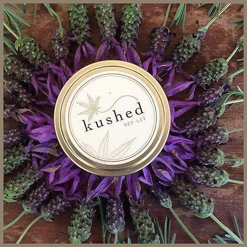 Kushed - LavenderKush - lavender, clary sage and hemp
