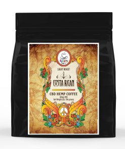 Flower Power CBD Coffee - Costa Rican – 2 oz
