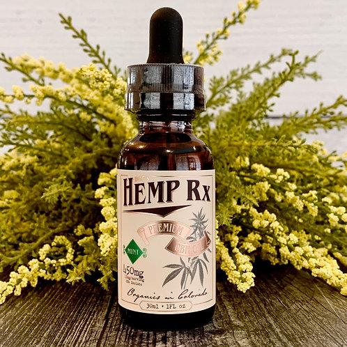 Doc's Hemp RX - Premium CBN Oil – Mint