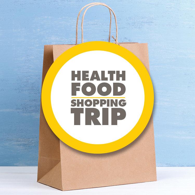 Health Food Shopping Trip