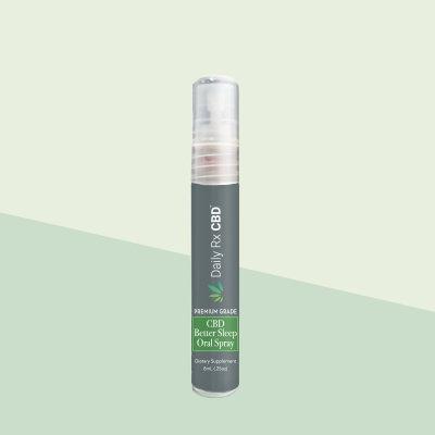 Daily RX CBD - Better Sleep Oral Spray 52mg
