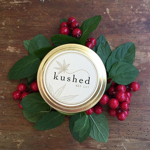 Kushed - PanamaRed - red currant, blood orange and hemp