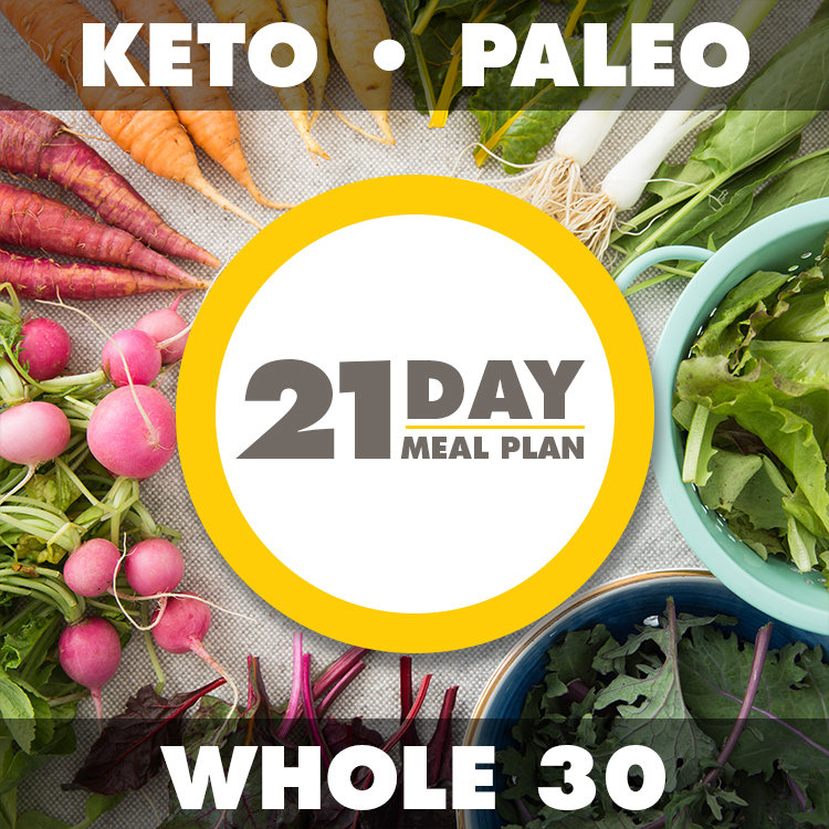 21-Day Meal Plan