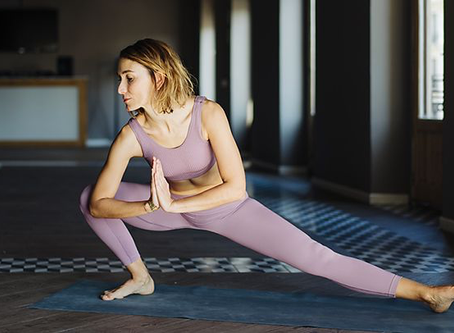 Feeling Blissed After a Yoga Session? The Reason May Lie Within the Body's Endocannabinoid System
