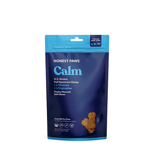 Honest Paws - Calm Soft Chews