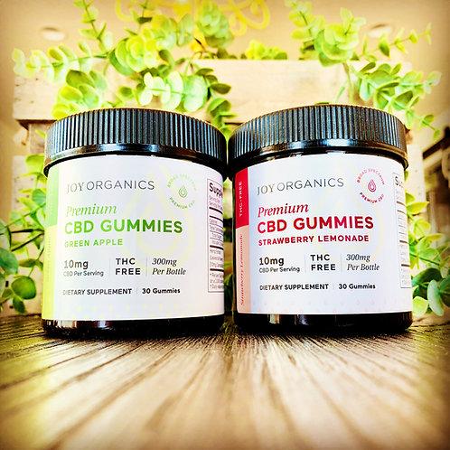 Joy Organics - CBD Gummies
