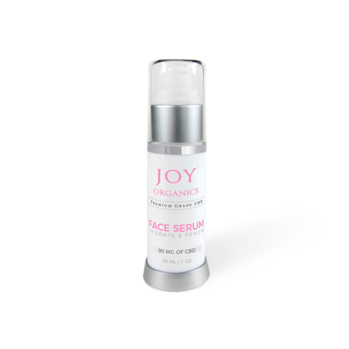 Joy Organics - CBD Face Serum