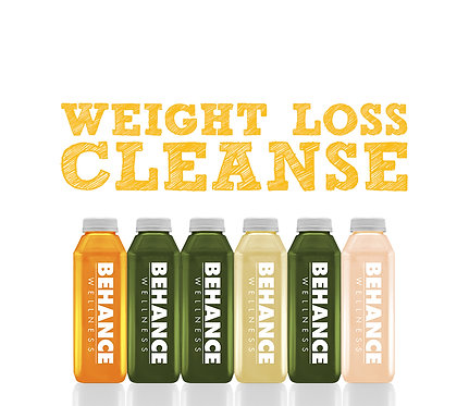 Weight Loss Cleanse - (ORDER BY JAN 31 - PICKUP Feb 2-3)