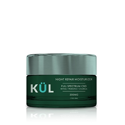 Kul - Night Repair Moisturizer