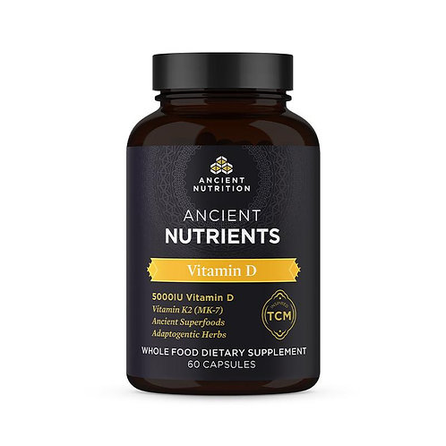 Ancient Nutrition - Vitamin D