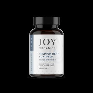 Joy Organics- Softgels