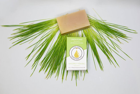 CBD Skincare - Green Power Body Bar