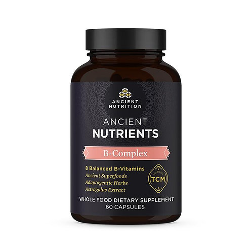 Ancient Nutrition - Vitamin B Complex
