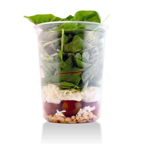 Green Goddess Stacked Salad