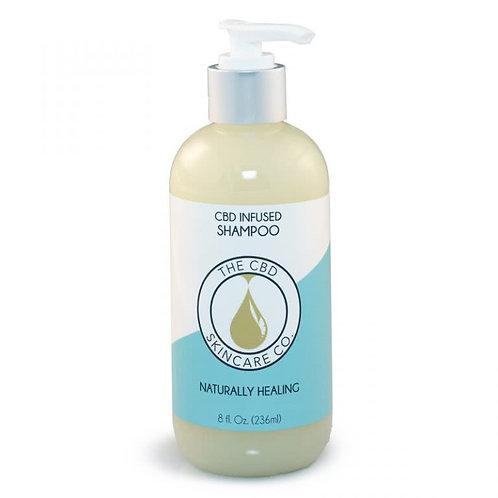 CBD Skincare - CBD Infused Shampoo