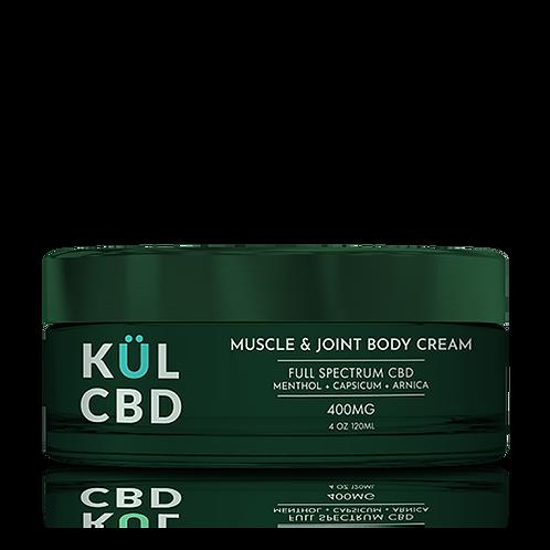 Kul - Muscle & Joint Body Cream