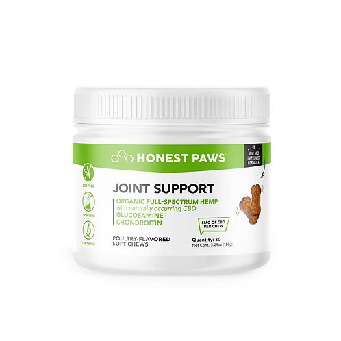 Honest Paws -Joint Support - CBD Soft Chews