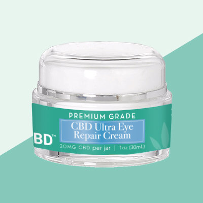 Daily RX CBD -  Ultra Eye Repair Cream 20mg